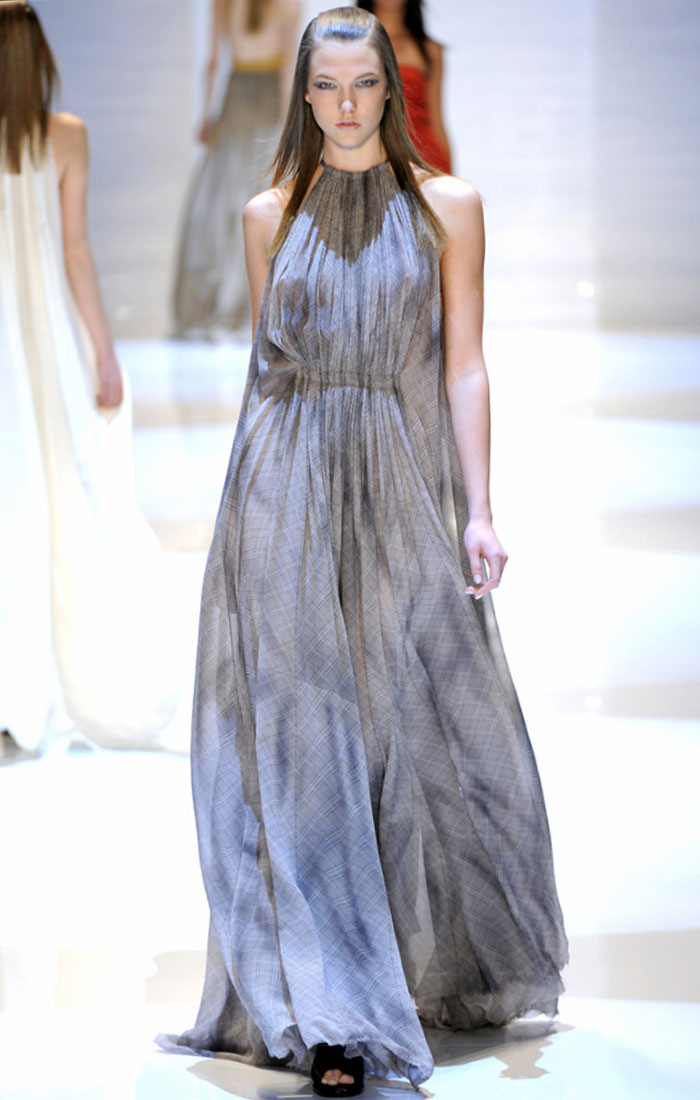 Top 5 fall 2011 fashion trends maxi dresses and skirts Derek Lam