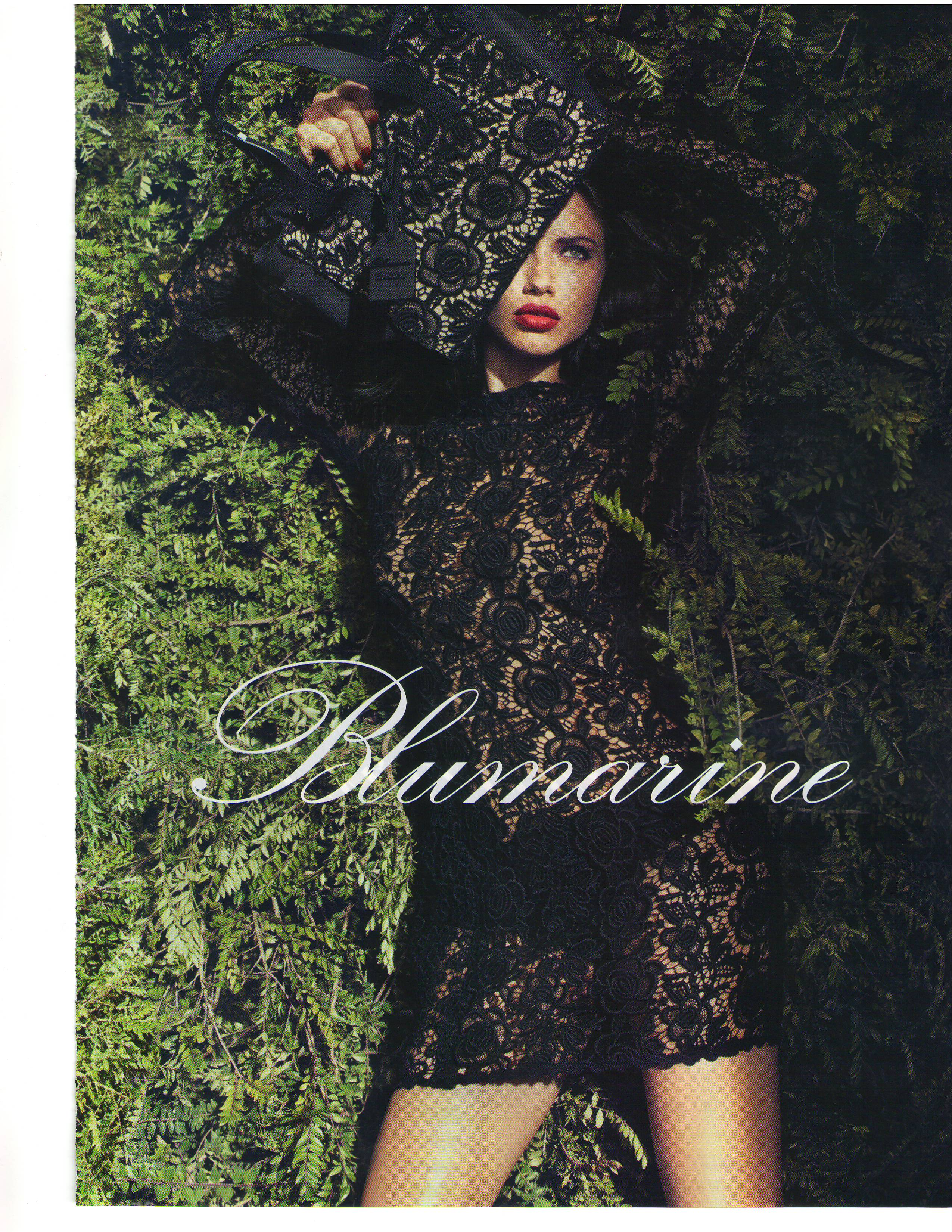 what is venise lace-Blumarine